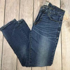 Aeropostale Bowery Slim Straight Jeans 27x28
